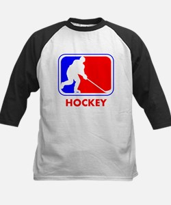 Hockey League Logo Baseball Jersey