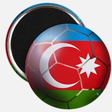 Azerbaijan Soccer Magnet