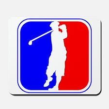 Golf League Logo Mousepad