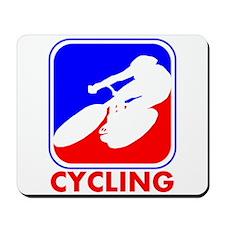 Cycling League Logo Mousepad