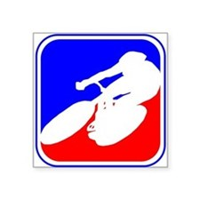Cycling League Logo Sticker