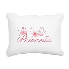 Princess Rectangular Canvas Pillow