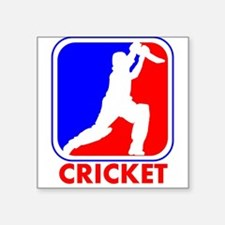 Cricket League Logo Sticker
