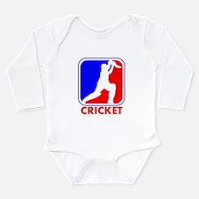Cricket League Logo Body Suit