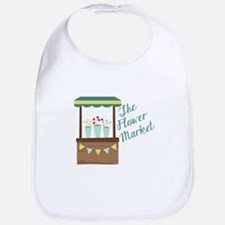 The Flower Market Bib