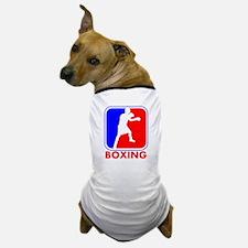 Boxing League Logo Dog T-Shirt
