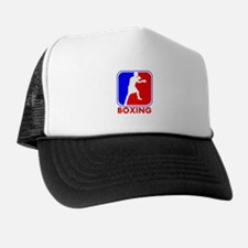 Boxing League Logo Hat