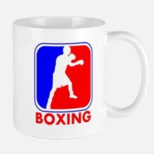 Boxing League Logo Mugs