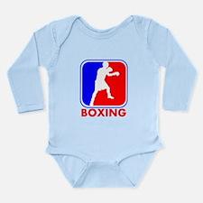 Boxing League Logo Body Suit