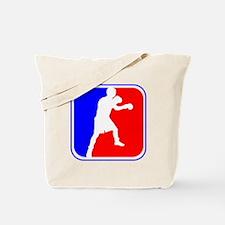 Boxing League Logo Tote Bag