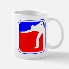 Billiards League Logo Mugs