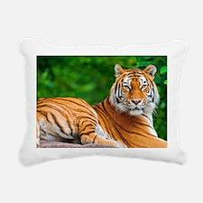 tiger Rectangular Canvas Pillow