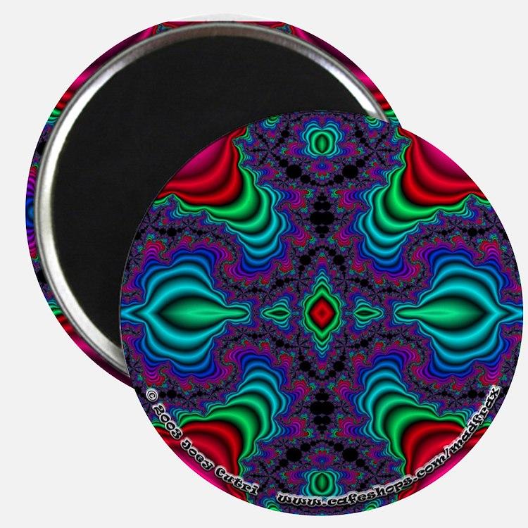 """Fractal FS~04 - 2.25"""" Magnet"""
