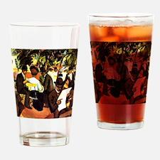 Franz Marc - Garden Restaurant Drinking Glass