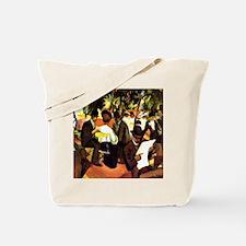 Franz Marc - Garden Restaurant Tote Bag