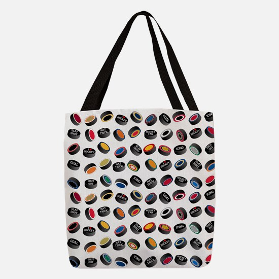 Pucking Awesome Polyester Tote Bag