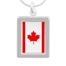 Canadian Flag Necklaces