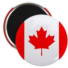 Canadian Flag Magnets