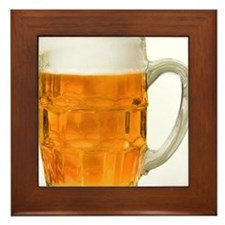 Beer Framed Tile