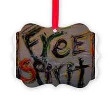 free spirit Ornament