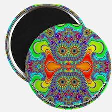 """Fractal FR~14 - 2.25"""" Magnet"""