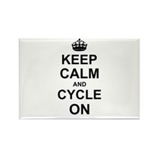 Keep Calm and Cycle on Magnets