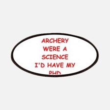 archery Patches
