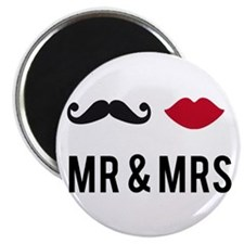 Mr. and Mrs. Magnets