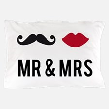 Mr. and Mrs. Pillow Case