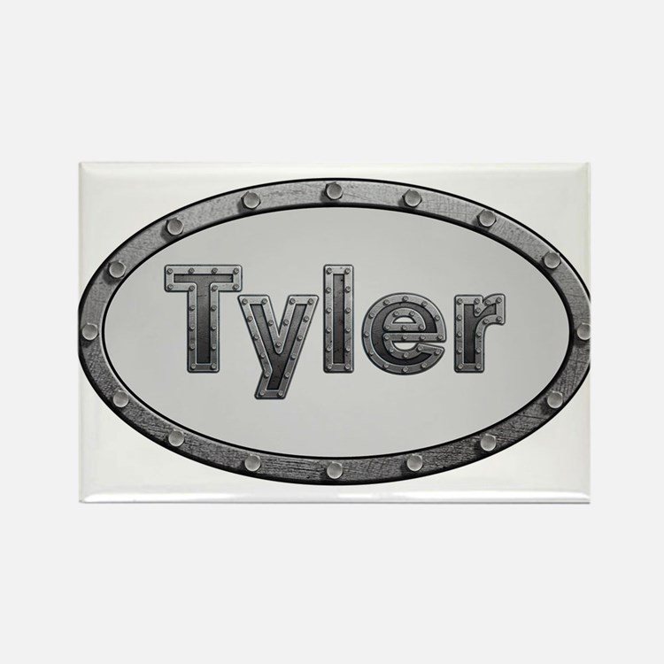 Tyler Metal Oval Magnets