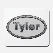 Tyler Metal Oval Mousepad