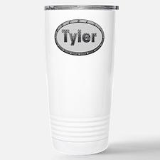 Tyler Metal Oval Travel Mug
