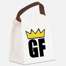 King Gluten Free Canvas Lunch Bag