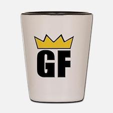 King Gluten Free Shot Glass