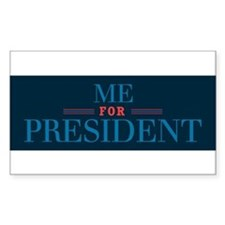 For Pres3_bumpersticker Decal