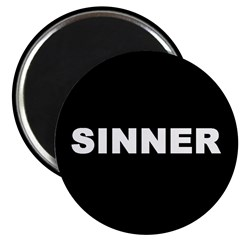 Sinner Magnet (10 pack)