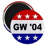 Magnet (10 pack): GW '04