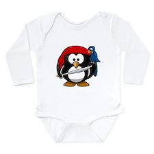 Pirate Penguin Body Suit