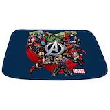 Marvel Memory Foam Bathmats