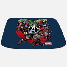 Avengers Group Bathmat