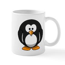 Cartoon Penguin Mugs