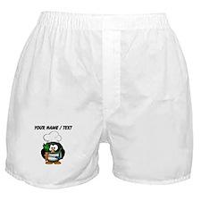 Custom Chef Penguin Boxer Shorts