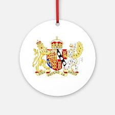 Diana, Princess of Wales Coat of Arms Ornament (Ro