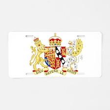 Diana, Princess of Wales Coat of Arms Aluminum Lic