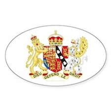 Diana, Princess of Wales Coat of Arms Decal