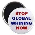 Magnet (10 pack): Stop Global Whining Now