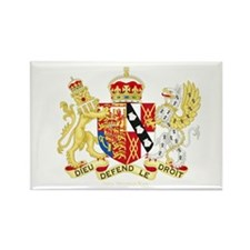 Diana, Princess of Wales Coat of Arms Magnets