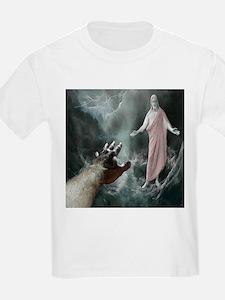 Jesus Walks On The Water T-Shirt