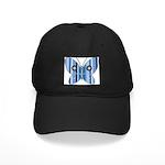 Sweet butterfly Black Cap