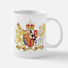 Diana, Princess of Wales Coat of Arms Mugs